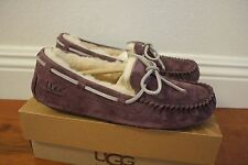 UGG Australia Womens Dakota Slippers Shoes NEW Size 7 8 9 Port