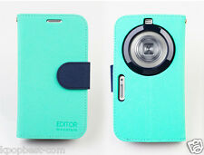 Standing Diary Case Card Pocket Cover for SAMSUNG Galaxy S5 K Zoom 2 C115