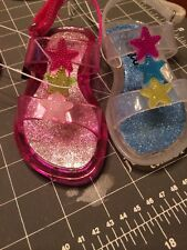 Circo Jelly Sandals Toddler Girls Pink or Clear NWT uPick