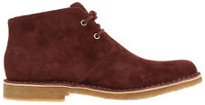 UGG Australia NEW Men's Light Fashion Desert Boot Leighton Wine/Cordovan 1005487
