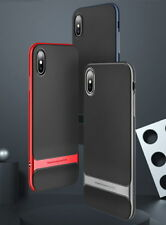 Shockproof Hard Bumper Soft Rubber Case Cover Armor for Apple iPhone 6 6S Plus