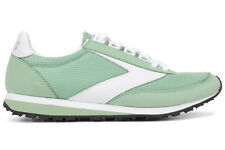 Brooks Heritage Vantage 120158 1B 307 New Womens Mint Green White Casual Shoes