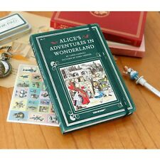 Diary Alice vol.19 2014 Planner Daily Undated weekly Journal Vintage Journey 1ea