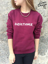 DIRECTIONER One Direction Tricot Style Harry Zayn Malik Niall Horan 1D Pull