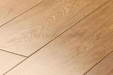 Solid Oak Flooring Rondo Natural Smooth Lacquered Wood Wooden Floor 18mm x 120mm