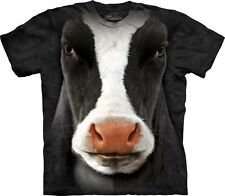BLACK COW T-SHIRT MADE BY THE MOUNTAIN, 100% NET PROCEEDS DONATED TO CHARITY