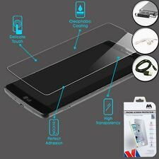 TEMPERED GLASS COVER SCREEN PROTECTOR for LG + ACCESSORY SET