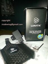 Lunatik TAKTIK bike mount holster clip for iphone 5s 5 4s 4 extreme strike case