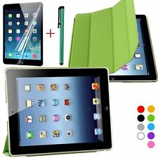 Smart Stand Magnetic Ultra Slim Leather Case Cover For Apple iPad 2/3/4
