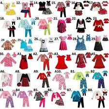 "Dollie & Me Sz 4-14 and 18"" doll matching  dress outfit clothes american girl"