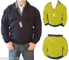 2014 Mens Motorcycle Hoodie Lined with Knitted Dupont™ Kevlar® L 2XL 3XL +Armour