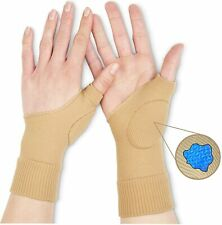 MEDIPAQ™ Gel Thumb Protect Support Brace - Arthritis Pain Hand Injury Relief Aid