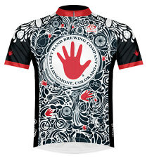 Primal Wear Left Hand Brewing Beer Cycling Jersey Men's with Socks bicycle bike