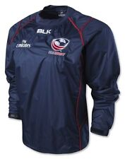 BLK USA Rugby 2014-15 Pullover Practice/Training Top
