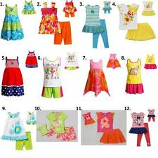 "Dollie Me  4-14 and 18"" doll matching  dress outfit clothes fit american girl"