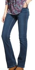 M&S 3196 INDIGO COLLECTION LADIES SLIM BOOT LEG JEANS WITH STRETCH SIZE 8-22