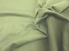 Cotton CORDUROY Fabric Material 16 Wale - SAGE