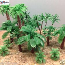 Serious-Play Model Palm Trees ~ Railway Warhammer Scenery wargaming plastic tree