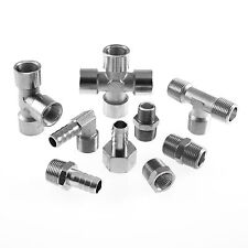 "Plated Brass Pipe Fittings 1/8"" to 2"" BSP   Pneumatics, Hydraulics, Pipework"