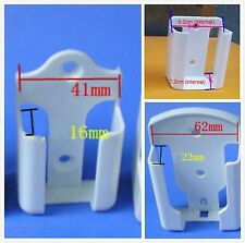 Universal Wall Mount Remote Control Holder Organizer Stand TV / Air Conditioner