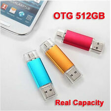512GB USB 2.0 Chiavetta Memory Stick Flash Pen Drive Thumb Storage micro usb pen