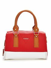 GUESS Women's Reagan Color-Blocked Satchel
