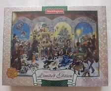 *Multilisting*  Waddingtons Christmas Jigsaw Puzzle Collectable Limited Edition