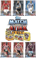 Match Attax Extra 2015 Trading Cards (Squad Updates) 37-76