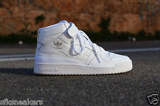 ADIDAS FORUM MID 036622 triple white pure top ten conductor hi concord decade