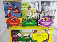 GOOD CAUSE! Girl Scout Cookies YOU CHOOSE Lemonades PB Pattie Thin Mint Caramel