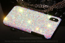 Handmade Super Bling Austria Diamond Crystal Case Hard Cover Skin For iPhone