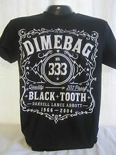 Dimebag Darrell T-Shirt Tee Pantera Damageplan Rock Music Band New 11