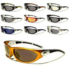 New Black Sport Running Cycling Mens Ladies Designer X Loop Wrap Sunglasses X57