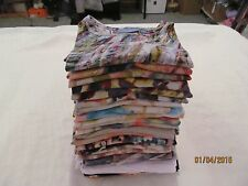 Short Sleeve Tee Blouses Simply Vera Wang some size and Multi color NWT
