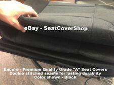 PREMIUM Full Set Seat Covers Airbag Safe 8mm Quality Double Stitched Fabric 2R