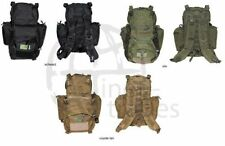 US Backpack MOLLE Use backpack BW backpack Outdoor Hiking backpack Trekking