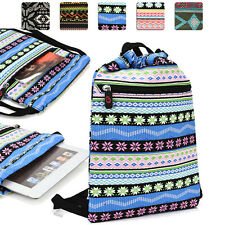 KroO Drawstring Protective Aztec Backpack Cover fits 8 inch Tablets BGPS-1