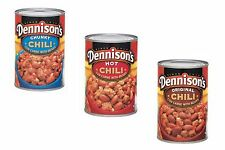 Dennison's Chili Con Carne with Beans 12 - 15 oz. Cans