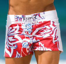 New Hot Sexy Cool Men's Swimwear Boxers Swimming Trunks Swim Shorts Beach Pants