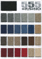 """Basix Tweed Fabric 54"""" Width, Great for Automotive or Home Upholstery"""