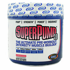 Gaspari Super Pump 3.0 PreWorkout 36 Servings All Flavors Free Expedited Ship