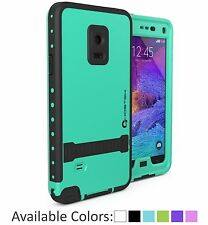 GHOSTEK® ATOMIC SERIES WATERPROOF DIRT-PROOF SHOCK-PROOF CASE FOR SAMSUNG NOTE 4