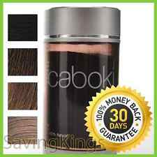 CABOKI HAIR BUILDING FIBERS - INSTANTLY HIDE BALD SPOTS - SUPER FAST SHIPPING!