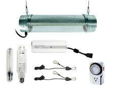 Horticulture 600 Watt MH HPS Grow Light System Set Kit for Plant Growing