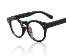 Men Women Vintage  Eyeglass Frame Glasses Retro Spectacles Clear Lens Eyewear Rx