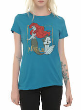 Disney The Little Mermaid Ariel And Flounder Girls T-Shirt