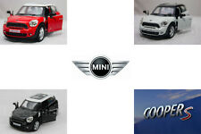 RMZ CITY DIECAST 1:36 MINI COOPER S COUNTRYMAN CAR Red or White or Black GIFT