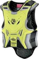 NEW ICON MENS STRYKER MIL-SPEC YELLOW MOTORCYCLE VEST LOW PROFILE MILITARY D30