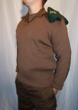 South African SADF Pullover/ Sweater - Nutria Brown