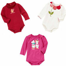 Gymboree Baby Girl Long Sleeve Bodysuits - Holiday, Petal, Bears NWT 0 3 6 12 18